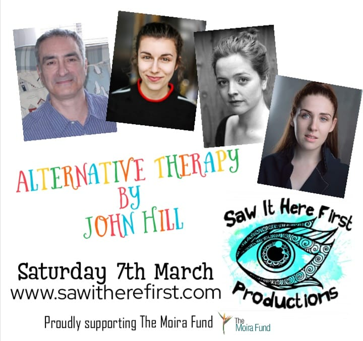 John Hill Alternative Therapy Saw it Here First Productions